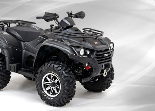 TGB Blade 550 EFI 4x4 IRS Black Edition