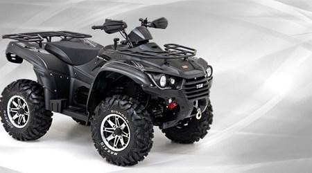 Blade 550 EFI 4x4 IRS Black Edition