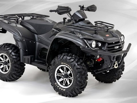 TGB Blade 600 EFI 4x4 IRS Black Edition