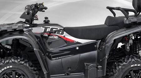 Blade 600 EFI LT 4x4 EPS IRS