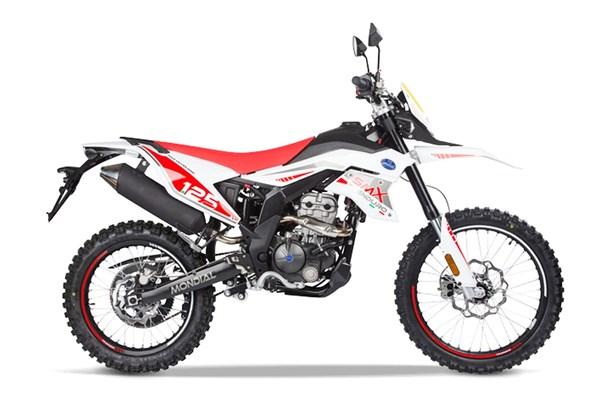 Aktuelle FB Mondial Motorrad-Modelle