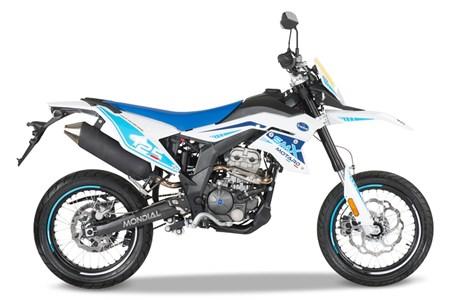SMX 125i Supermoto