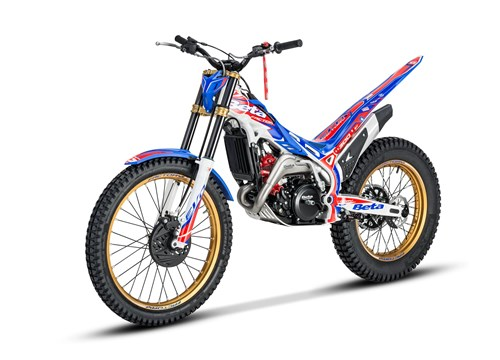 Beta Evo 125 2T Factory
