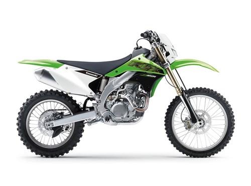 Kawasaki MODELLE Kawasaki KLX 450 R