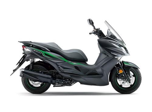 Kawasaki MODELLE Kawasaki J300