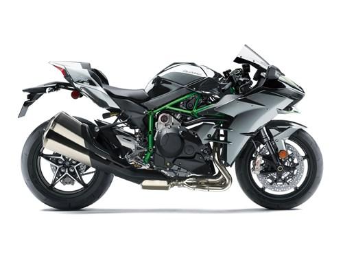 Kawasaki MODELLE Kawasaki Ninja H2