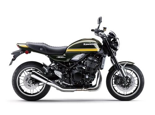 Kawasaki MODELOS Kawasaki Z900RS