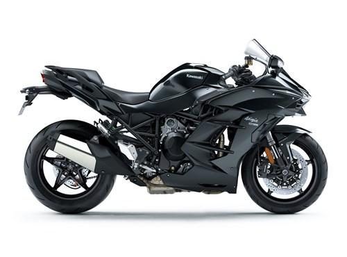 Kawasaki MODELOS Kawasaki Ninja H2 SX