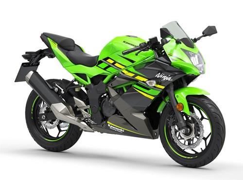 Kawasaki MODELLE Kawasaki Ninja 125