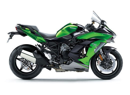 Kawasaki Ninja H2 SX SE+