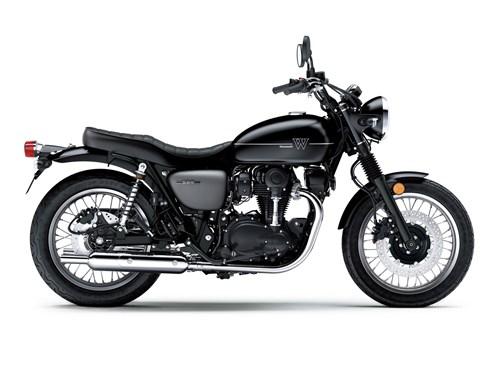 Kawasaki MODELOS Kawasaki W800 Street