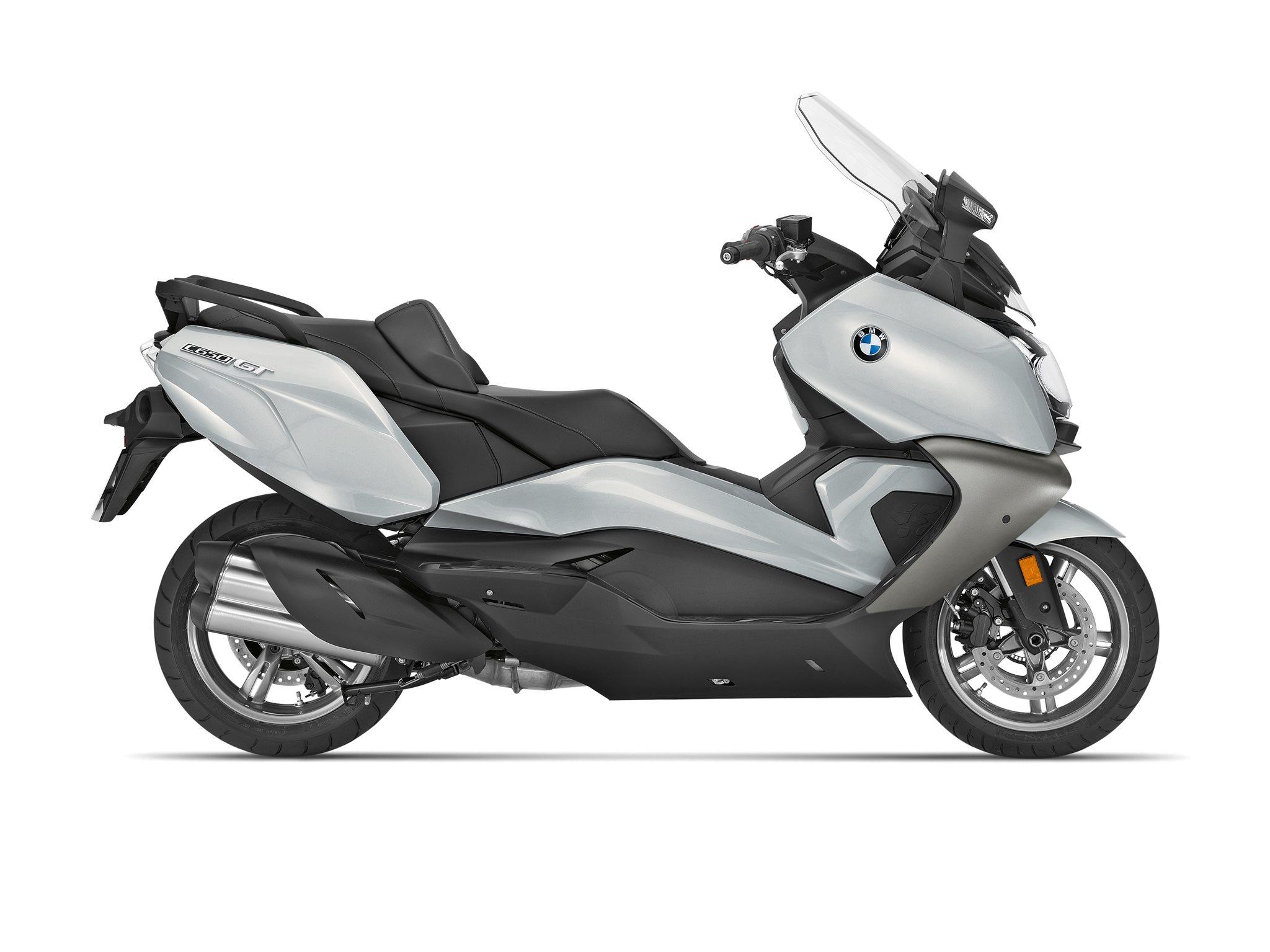 Gebrauchte Und Neue Bmw C 650 Gt Motorrader Kaufen