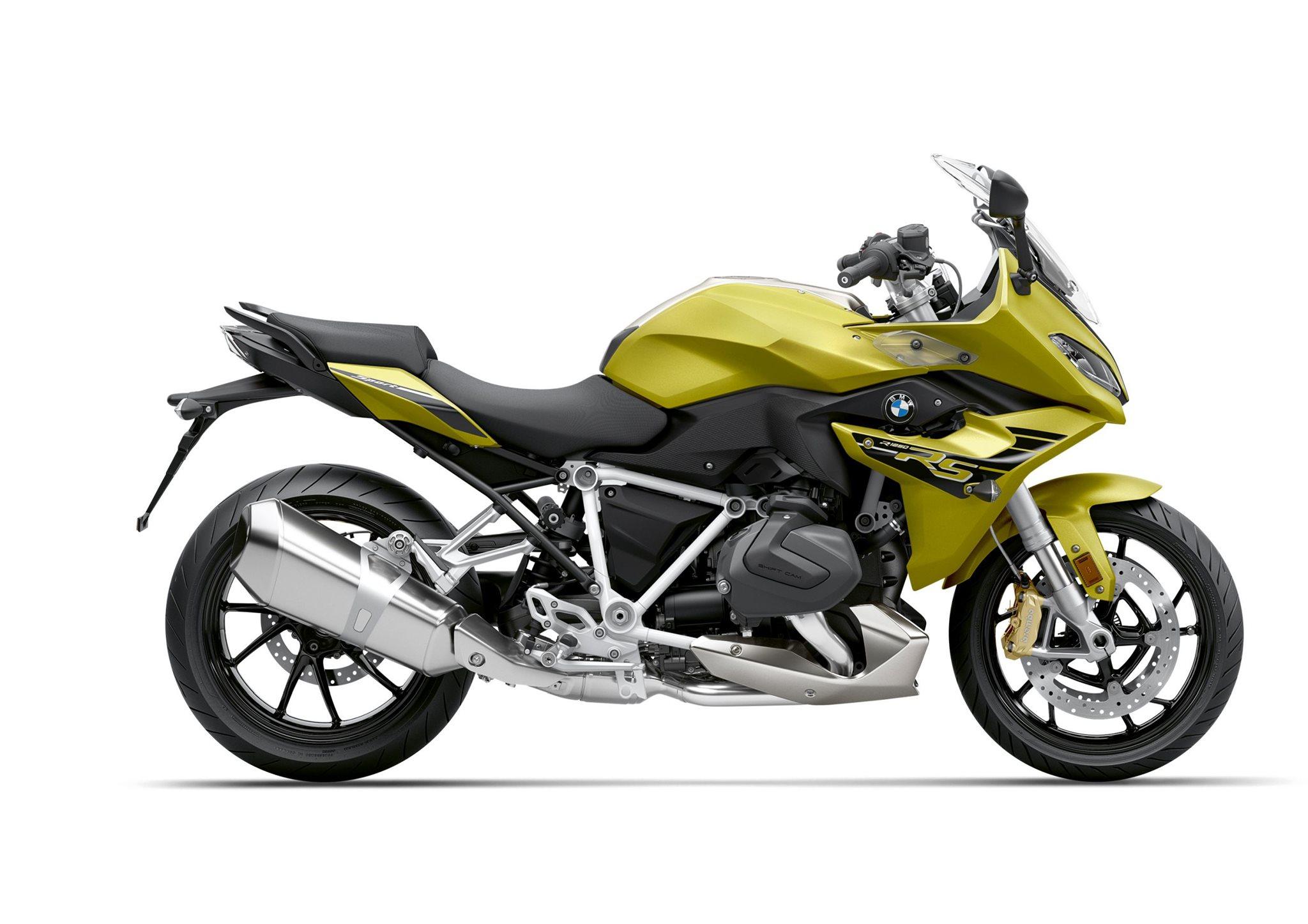 Gebrauchte Und Neue Bmw R 1250 Rs Motorrader Kaufen