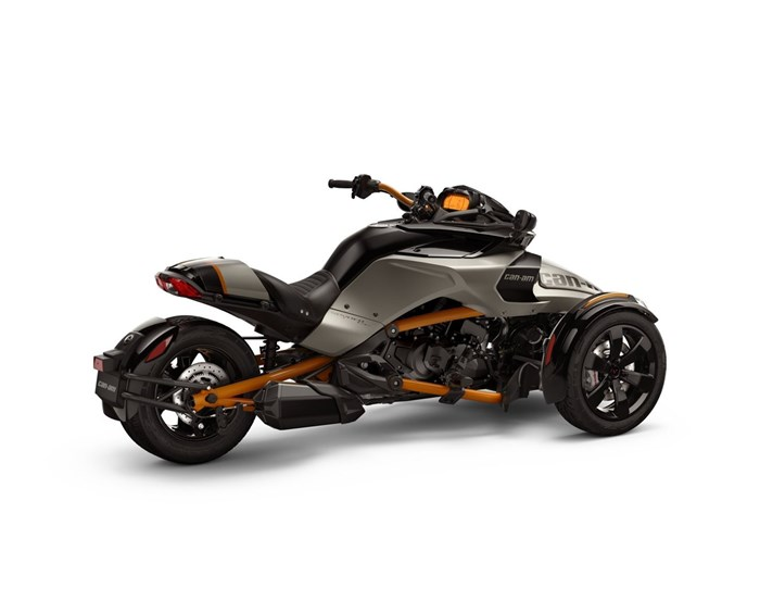 Can-Am Spyder F3-S Sonderedition