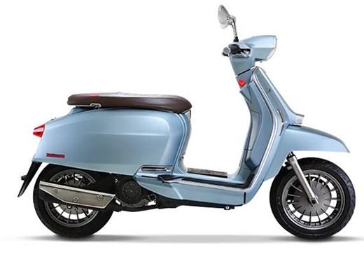 Lambretta V200 Special