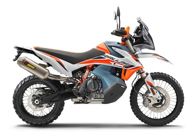 KTM MODELLE KTM 890 Adventure R Rally