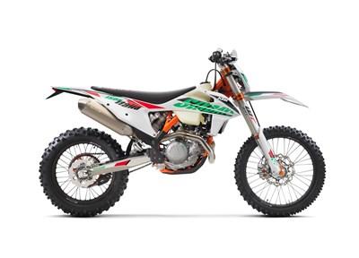 KTM MODELLE KTM 500 EXC-F Sixdays