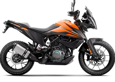 KTM MODELLE KTM 390 Adventure