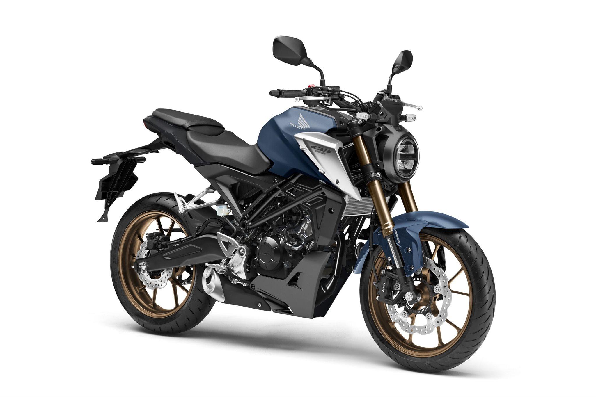 Gebrauchte Und Neue Honda Cb125r Motorrader Kaufen