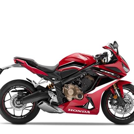Honda MODELLE Honda CBR650R