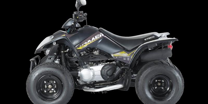 Kymco Maxxer S 300 T Onroad