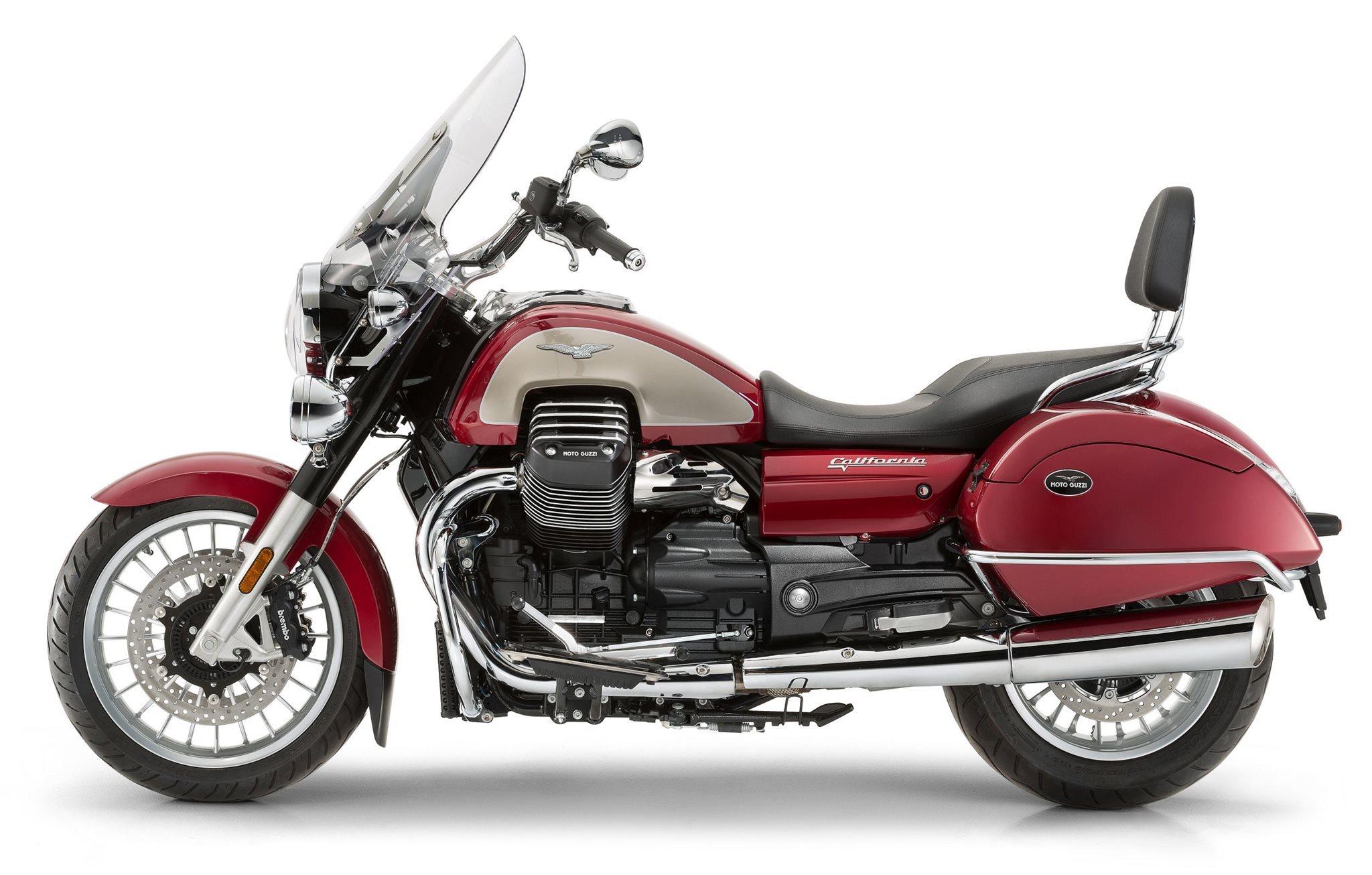 Moto Guzzi California 1400 Touring SE