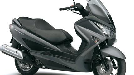 Suzuki MODELLE Suzuki Burgman 125