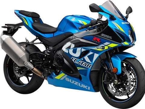 Suzuki GSX-R 1000