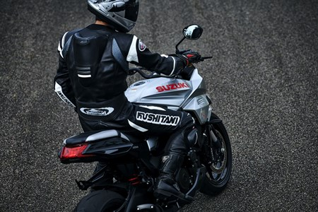 GSX-S 1000S Katana