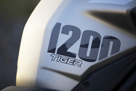 Tiger 1200 Desert Edition