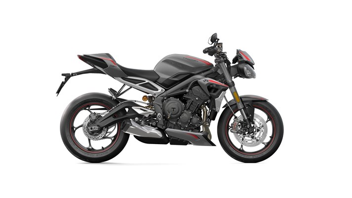 Triumph Street Triple RS
