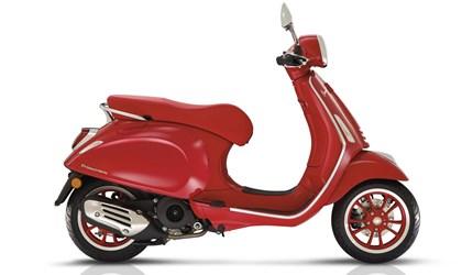 Vespa MODELLE Vespa Primavera 125 (RED)