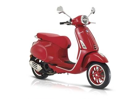 Primavera 125 (RED)