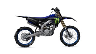 Yamaha YZ 250F Monster Energy Edition
