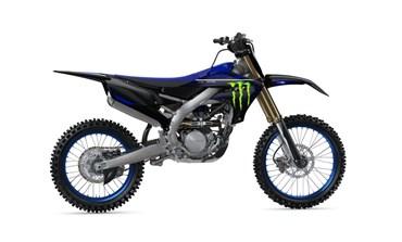 Yamaha YZ 250F Monster Energy Edition