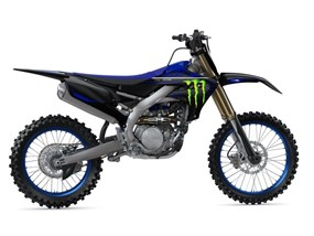Yamaha YZ 450F Monster Energy Edition