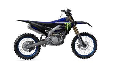 Yamaha YZ450F Monster Energy Edition