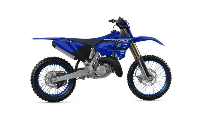 Yamaha YZ125LC