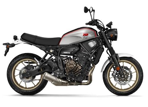 Yamaha XSR700 XTribute