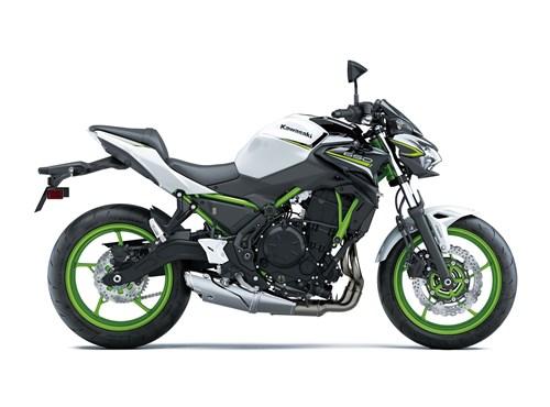 Kawasaki MODELLE Kawasaki Z 650