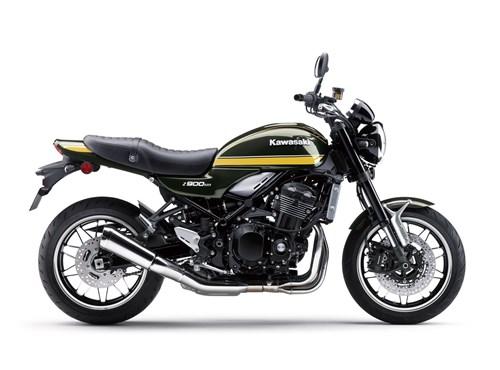Kawasaki MODELLE Kawasaki Z900RS
