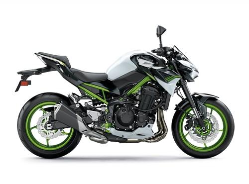 Kawasaki MODELLE Kawasaki Z900 70kW