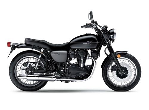 Kawasaki MODELLE Kawasaki W800 Street