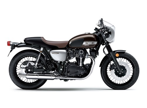 Kawasaki MODELLE Kawasaki W800 Cafe
