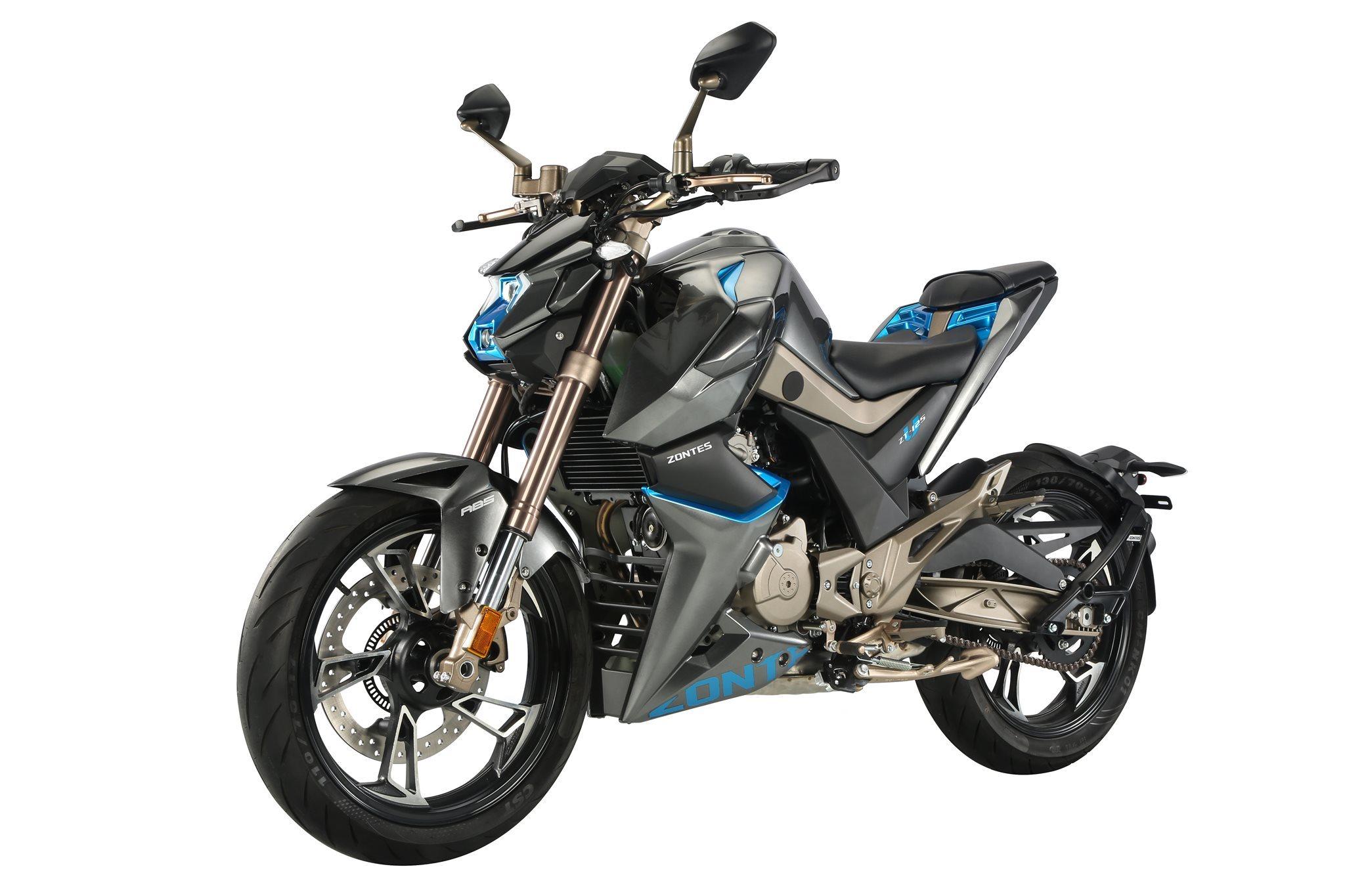 Neumotorrad: Zontes ZT 125-G1, Baujahr: 2021, 2.999,00 EUR