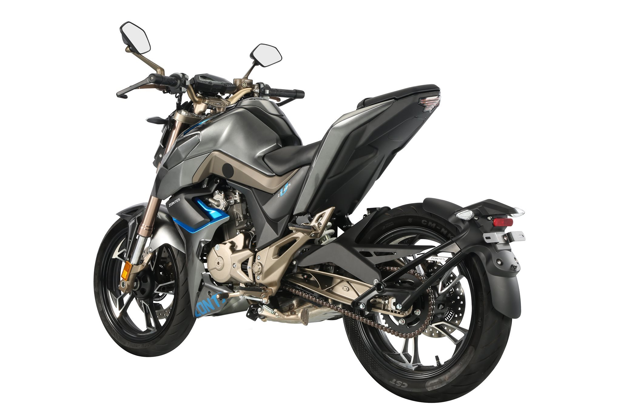 Neumotorrad: Zontes ZT 125-G1, Baujahr: 2021, 3.300,00 EUR