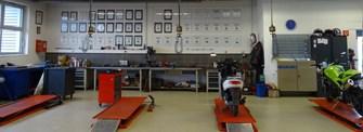 Azubi Zweiradmechatroniker/-in Motorradtechnik