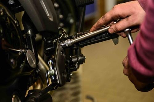 Zweiradmechaniker für Motorräder und / oder E-Bike