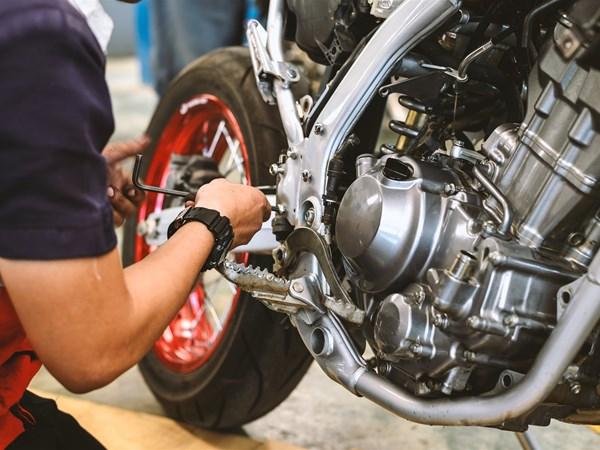 Motorradmechaniker - Zweiradmechaniker (m/w/d)