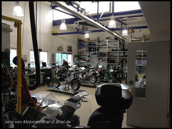 Zweiradmechaniker